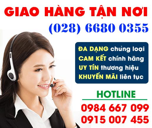 Giao nước tận nhà Sen Việt