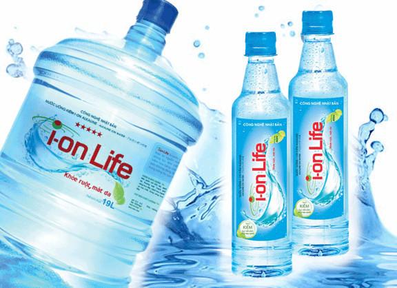 Nước uống cao cấp ion Life