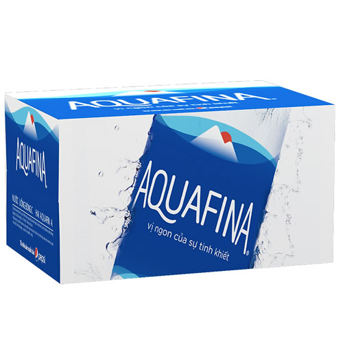 nước aquafina 350ml (thùng 24 chai) 2