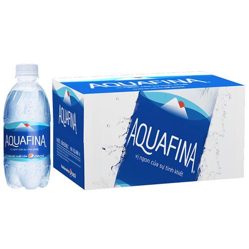 nước aquafina 350ml (thùng 24 chai) 3