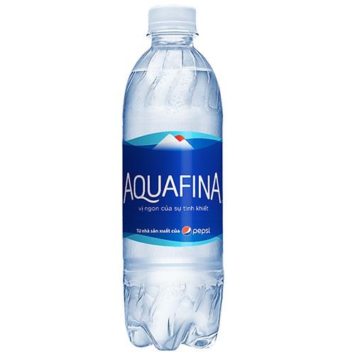 nước aquafina 500ml (thùng 28 chai) 1