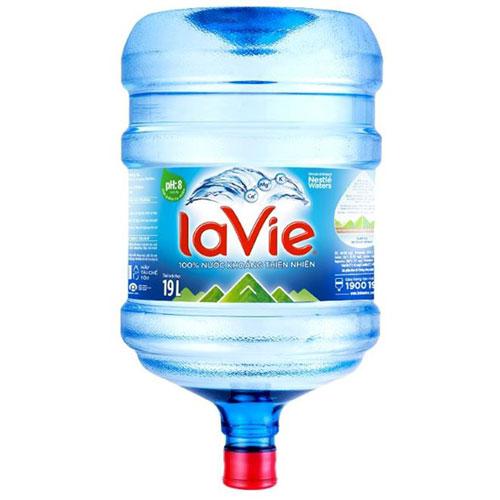 nước khoáng lavie 20l (bình 19 lít) 1