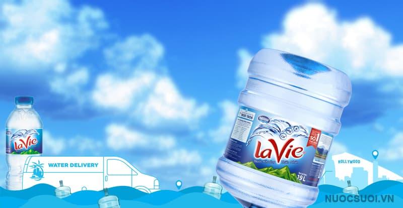 nước khoáng lavie 20l (bình 19 lít) 11