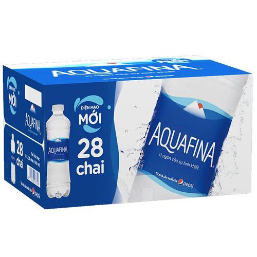 nước aquafina 500ml (thùng 28 chai) 3