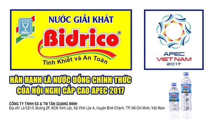 bidrico - apec 2017