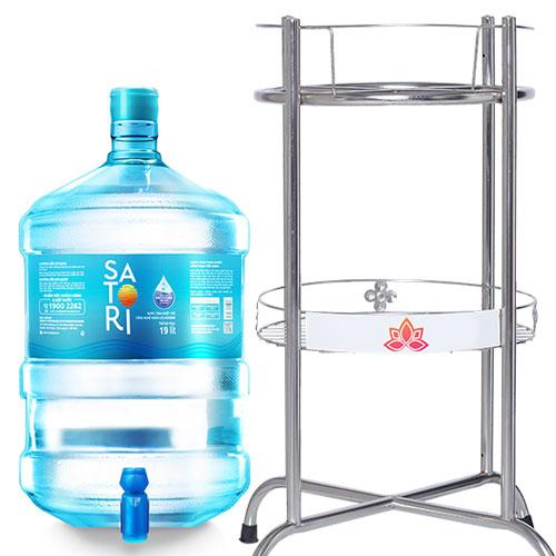 nước uống satori 20l (bình 19 lít) 4