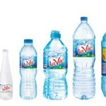 ngưng sử dụng màng co nắp chai cho sản phẩm nước khoáng lavie 27