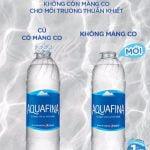 aquafina loại bỏ màng co nắp chai - vì một môi trường sạch hơn 25
