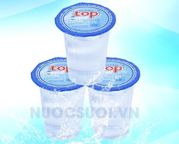 nước suối ly - nước uống đóng ly 13