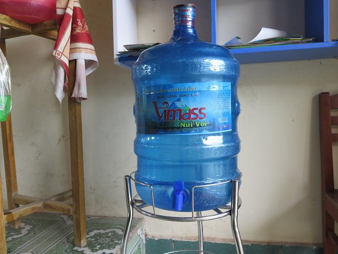 dùng nước mương ô nhiễm sản xuất 'nước tinh khiết' 5